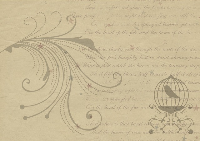 Written letter calligraphy, backgrounds textures.