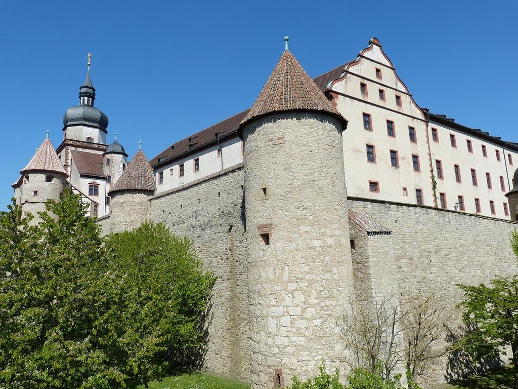 Würzburg bavaria swiss francs, architecture buildings.