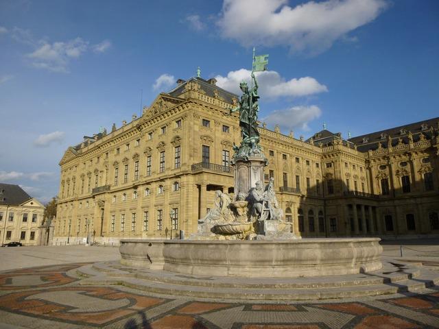 Würzburg residence world heritage.