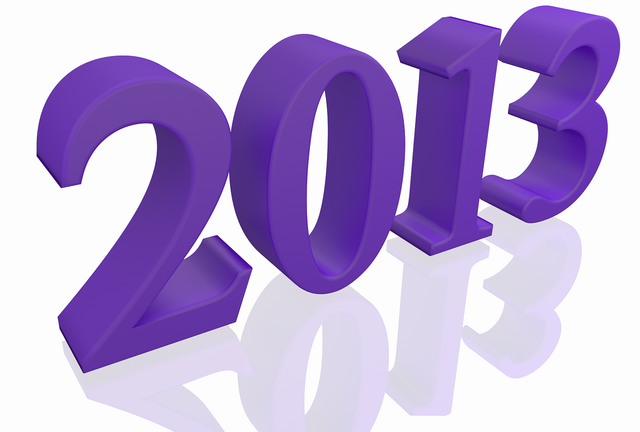 Year 2013 3d.
