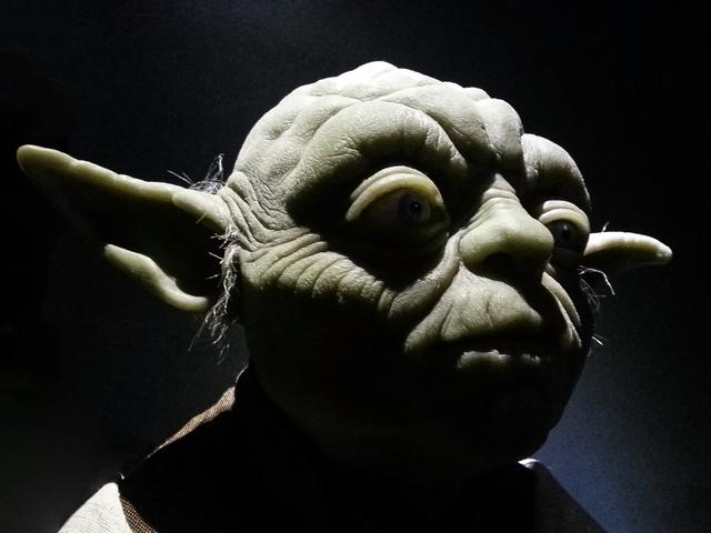 Yoda dark the dark side of.