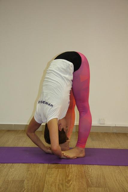 Yoga sarasvati asana, sports.