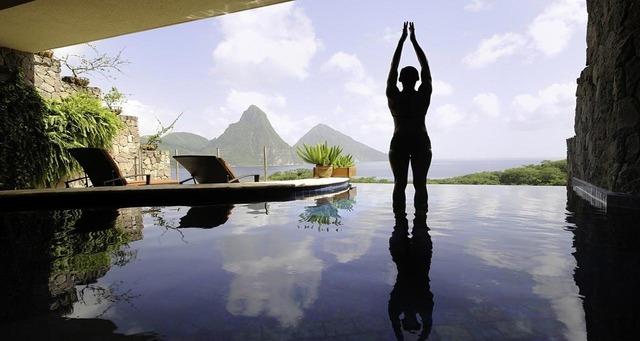Yoga sport person, sports.