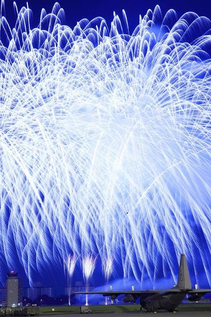 Yokota japan fireworks.