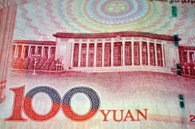 Yuan rmb currency, business finance.