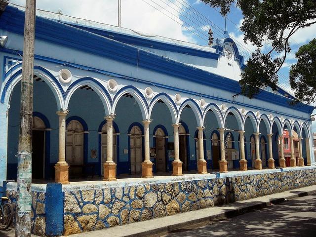 Yucatan mexico building, architecture buildings.