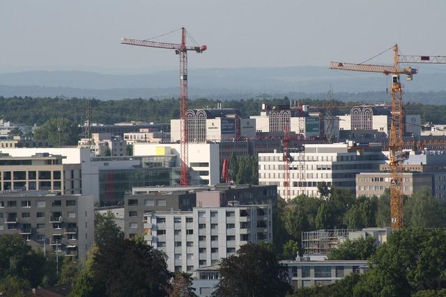Zurich oerlikon urban, architecture buildings.