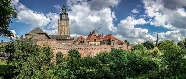 Zutphen netherlands historic buildings, architecture buildings.