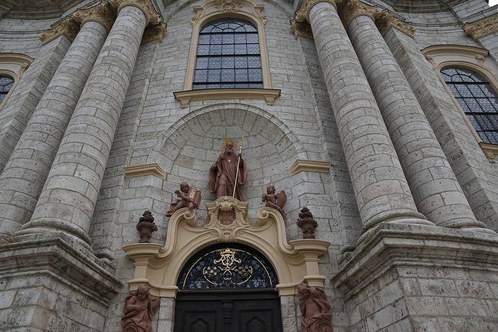 Zwiefalten münster church, religion.